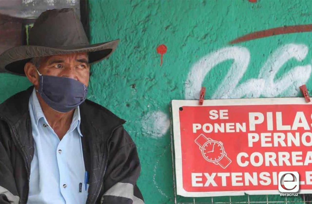 Veracruz y CDMX, estados con más desempleo en pandemia