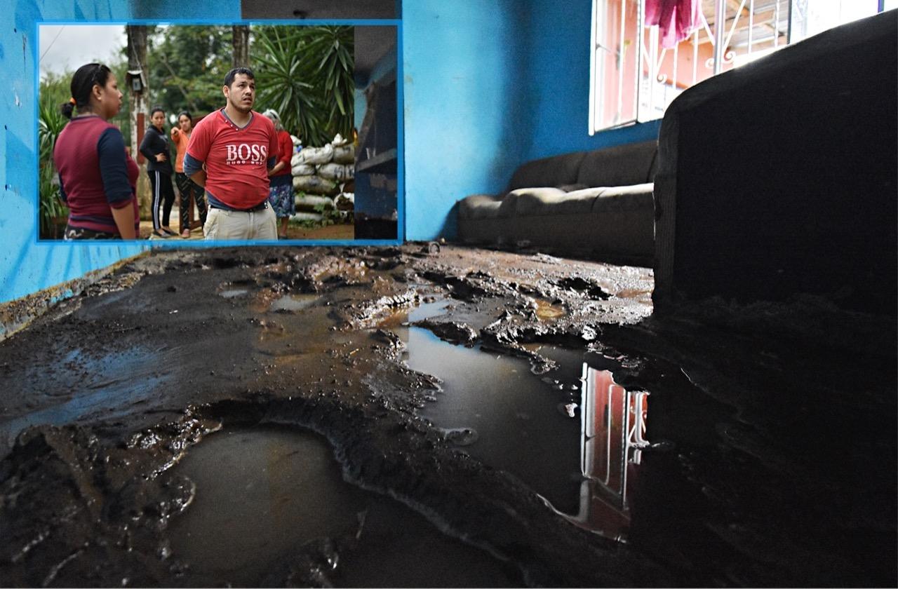 Deslave en Xalapa sepultó casa que familia de panaderos compró a pagos