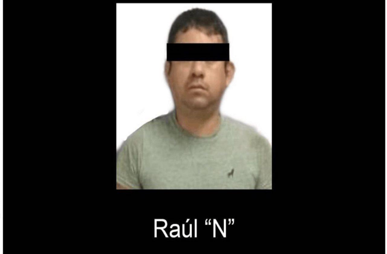 Detienen a presunto integrante del CJNG, en Nogales