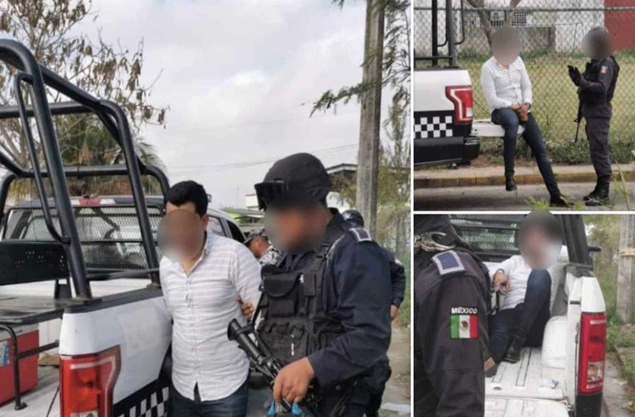Detienen a presunto acosador del CBTIS Geo Villas
