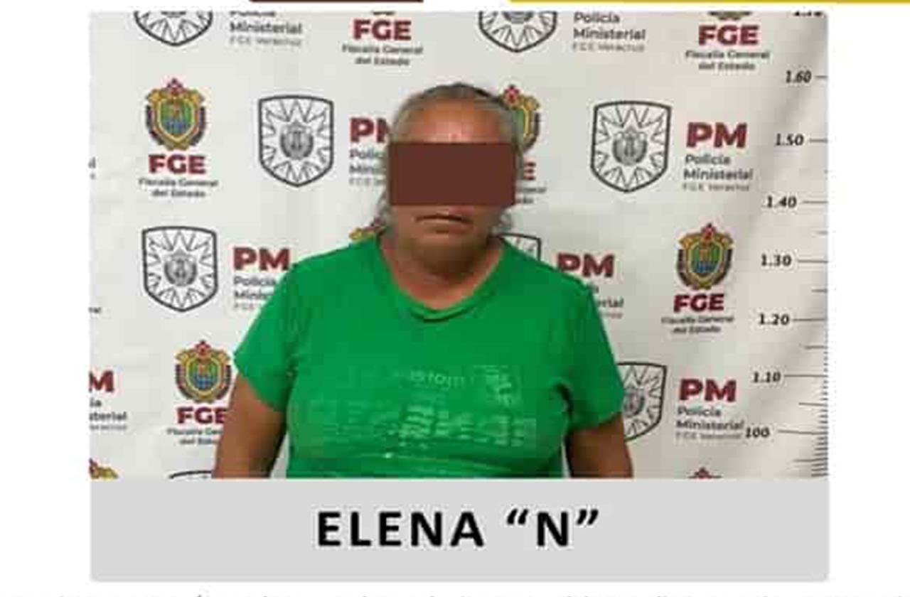 Detienen a Elena 'N' en Nogales, presunta narcomenudista