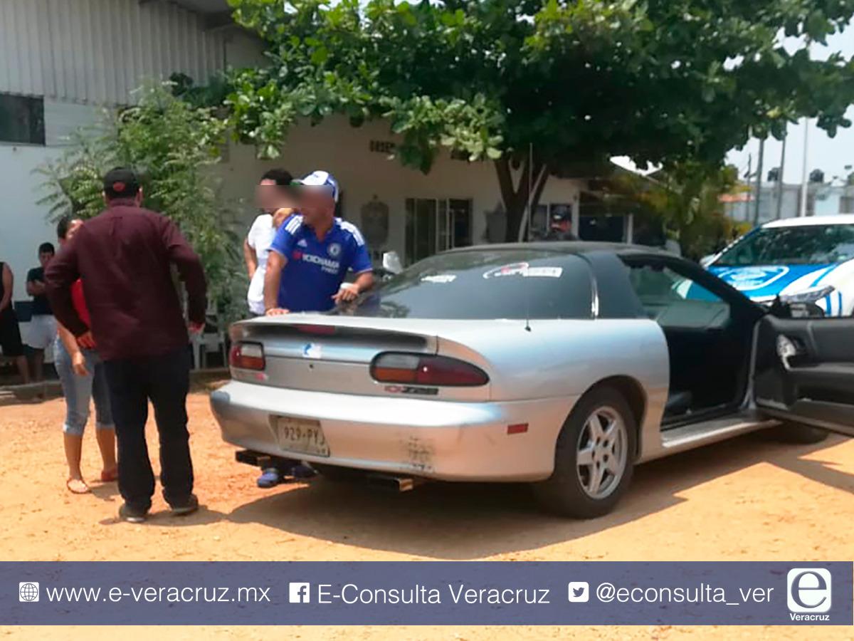 FGR y SSP detienen a presunto autor de masacre de Minatitlán
