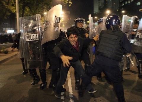 El 40 por ciento de encarcelados en México están por robo