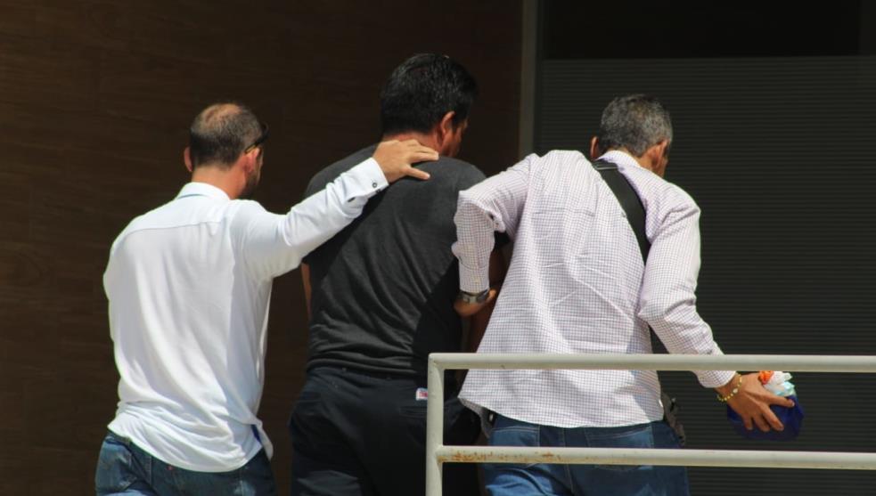 Realizan audiencia por agresión con cuchillo, en Veracruz