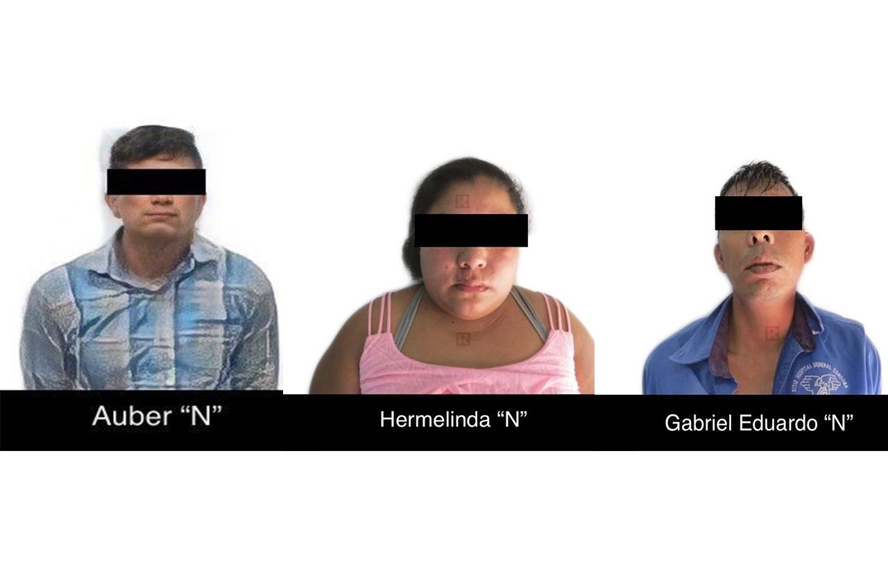 Con mariguana y por agredir a oficial, detienen a 3 en Córdoba