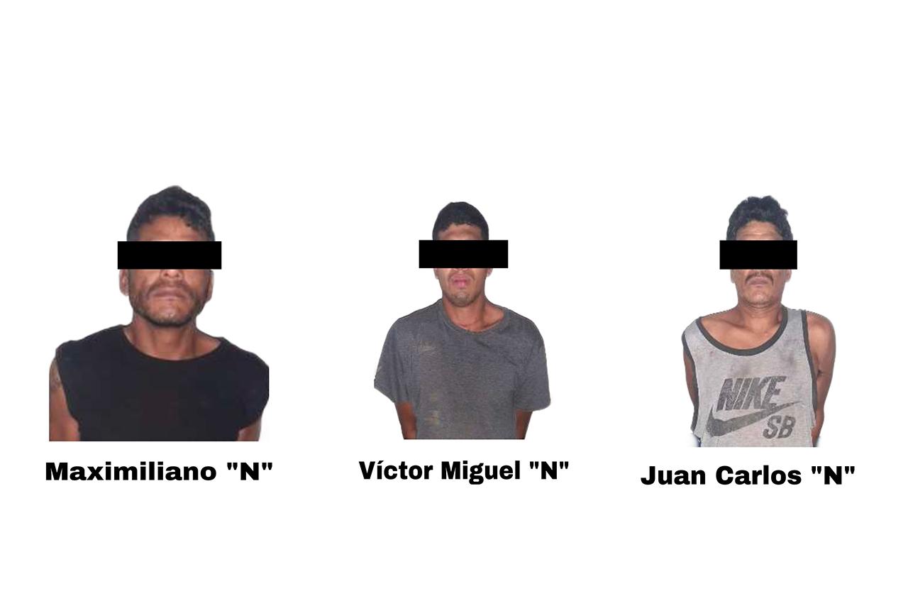 Tras riña en colonia de Xalapa, agreden a oficial y detienen a 3