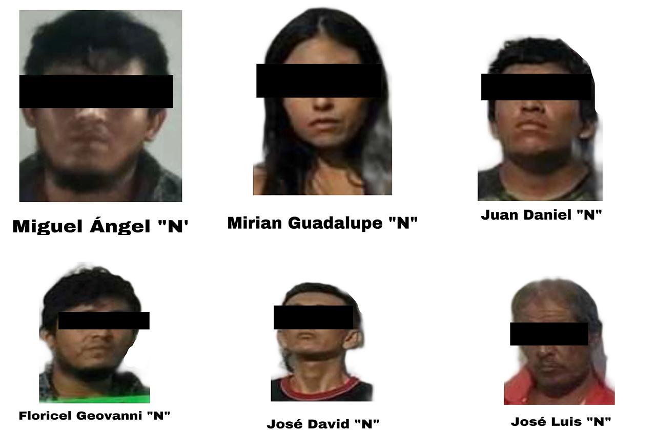 Con bombas molotov, caen presuntos integrantes del CJNG en Coatza