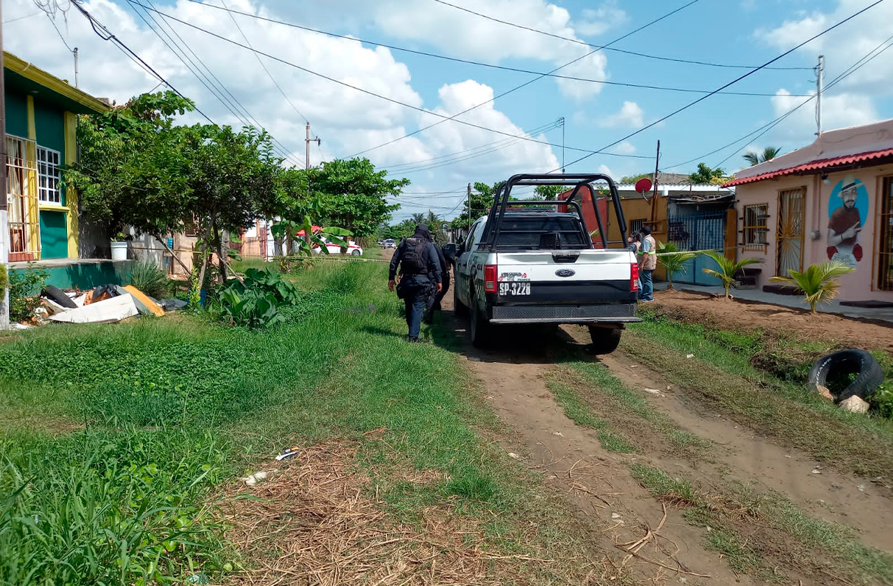 Detienen a delincuentes que asaltaron y balearon a mujer en Coatza