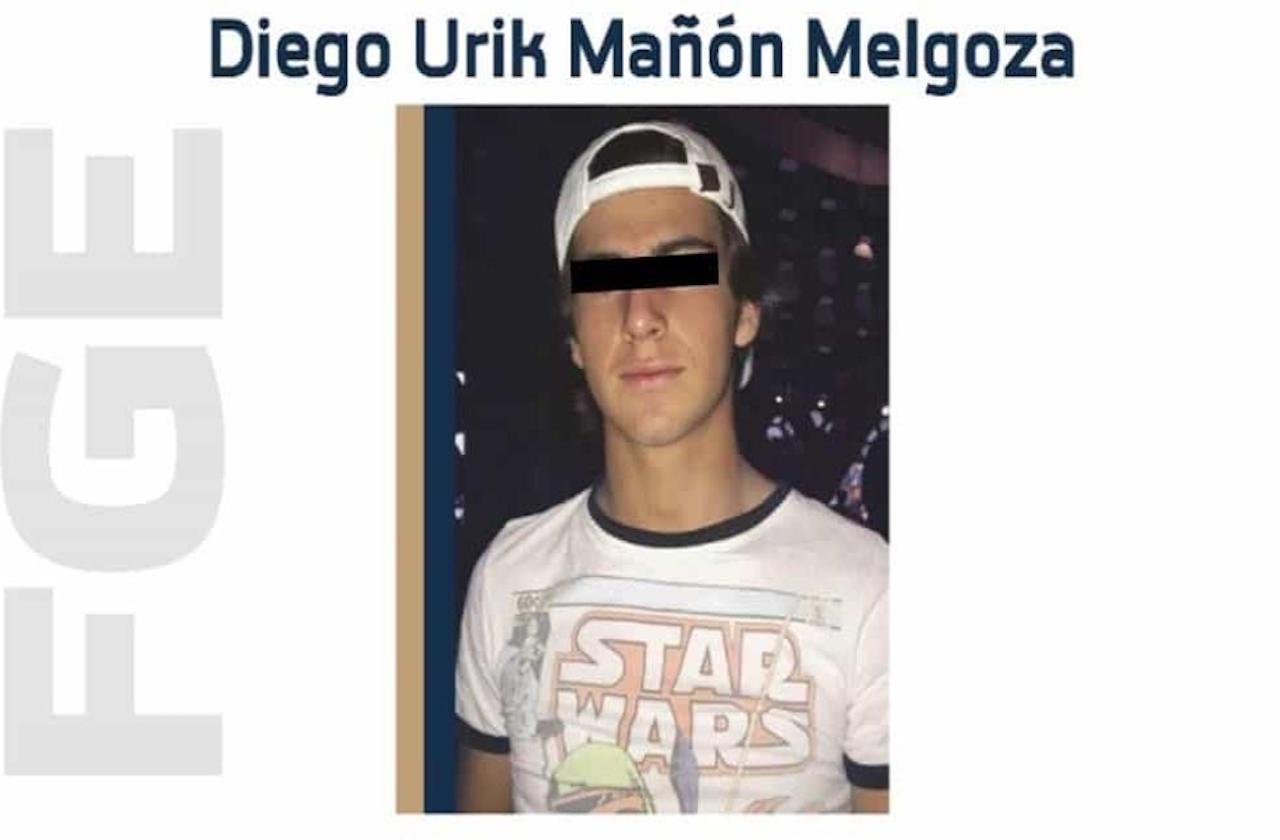 Detienen a Diego, presunto feminicida de Jessica