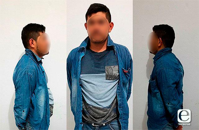 Detienen a presunto generador de violencia en zona centro de Veracruz