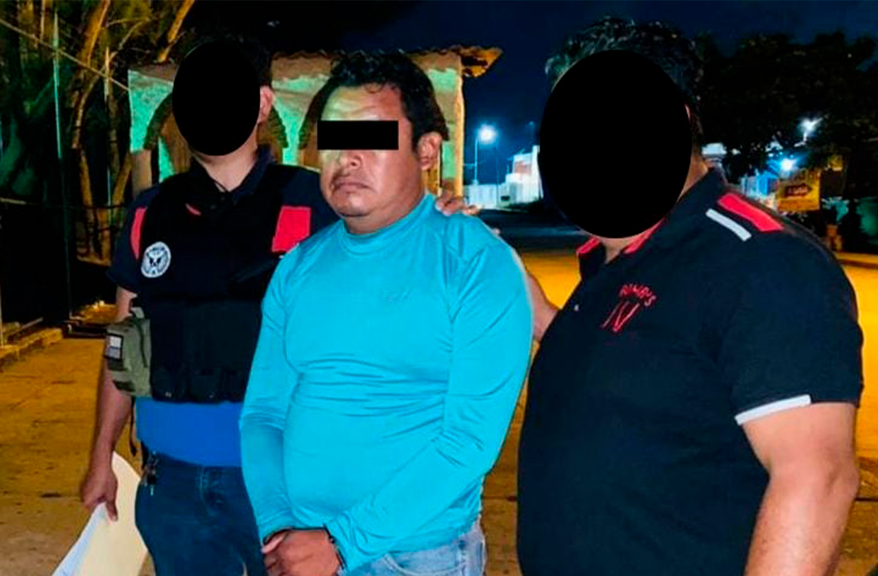 Detienen a presunto secuestrador en Pajapan