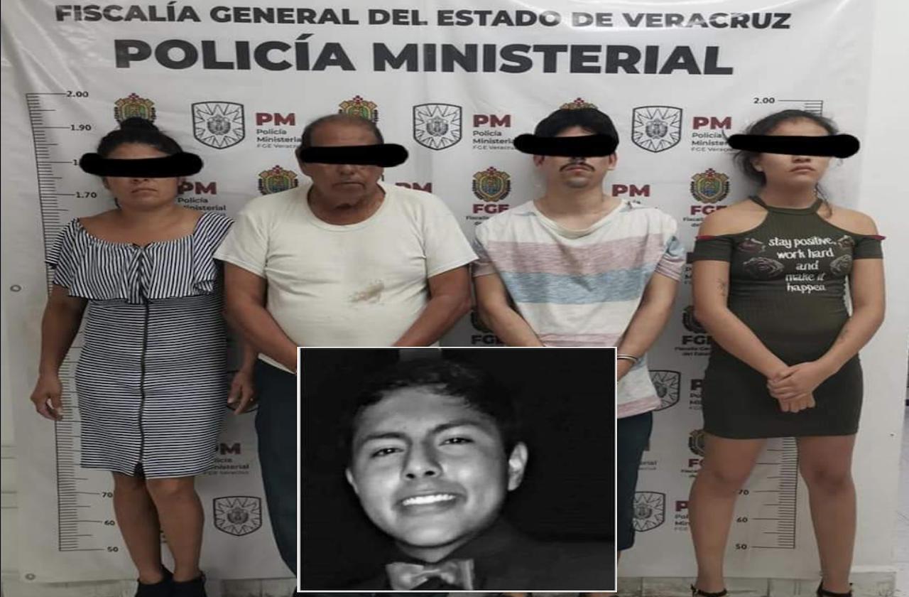 Ángel fue dejado en una maleta; hoy detienen a presuntos asesinos