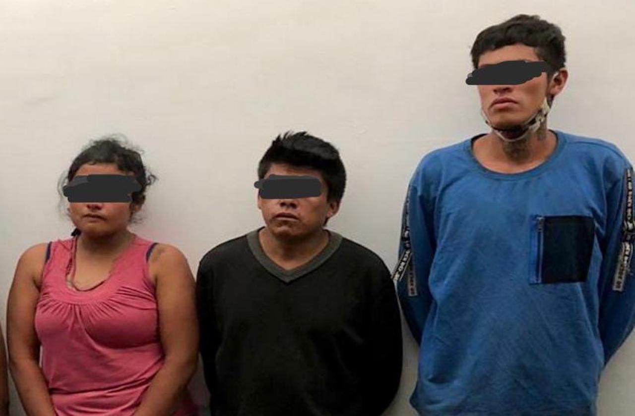 Detienen a presunta jefa de plaza del CJNG, en Xalapa