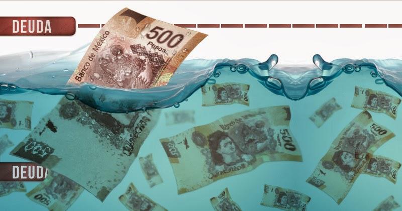 Veracruz, el más endeudado en 2015; suma 4 mil 524 mdp: SHCP
