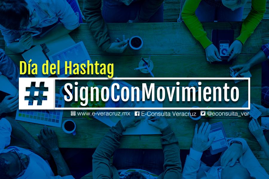 Twitter celebra el Día Mundial del Hashtag