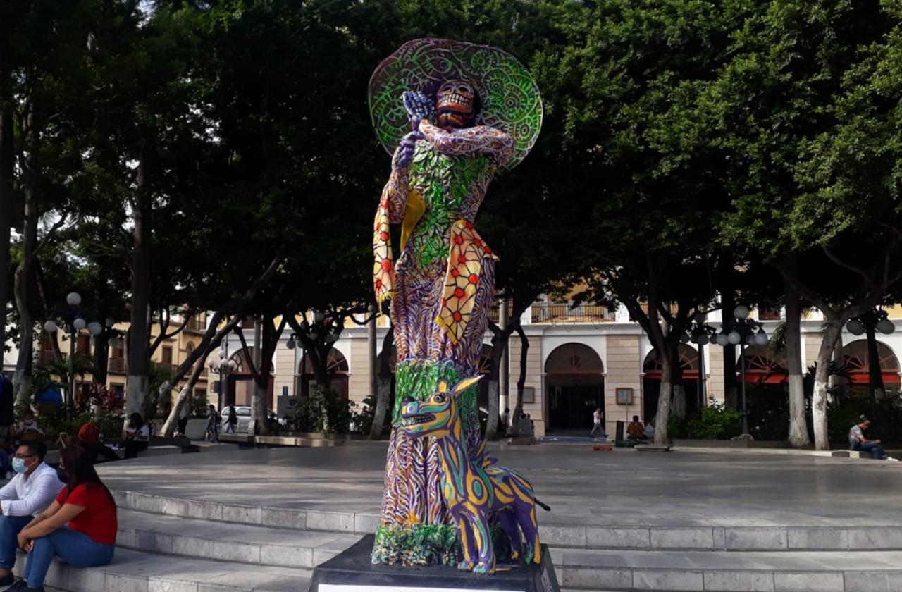 Día de Muertos, esperanza para turismo en Veracruz
