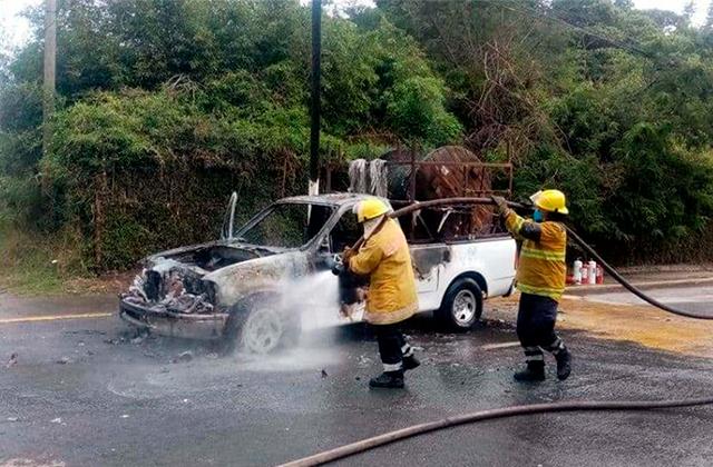 Diciembre inicia con dos accidentes en Ixtaczoquitlán