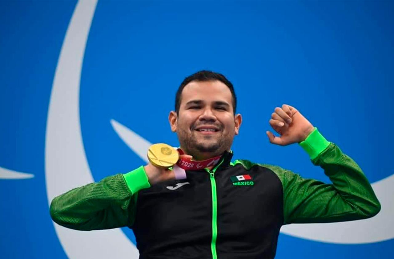 El xalapeño Diego López gana oro olímpico en Tokio 2020