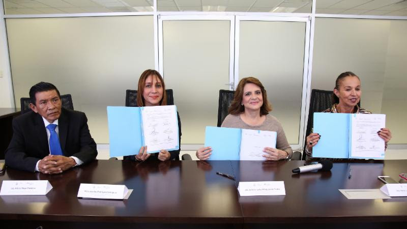 Unen esfuerzos DIF estatal e Instituto Veracruzano de la Defensoría Pública en favor de los grupos vulnerables