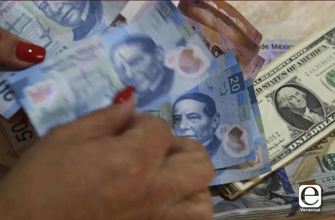 Dólar supera los 25 pesos; BMV opera a peor nivel desde 2011