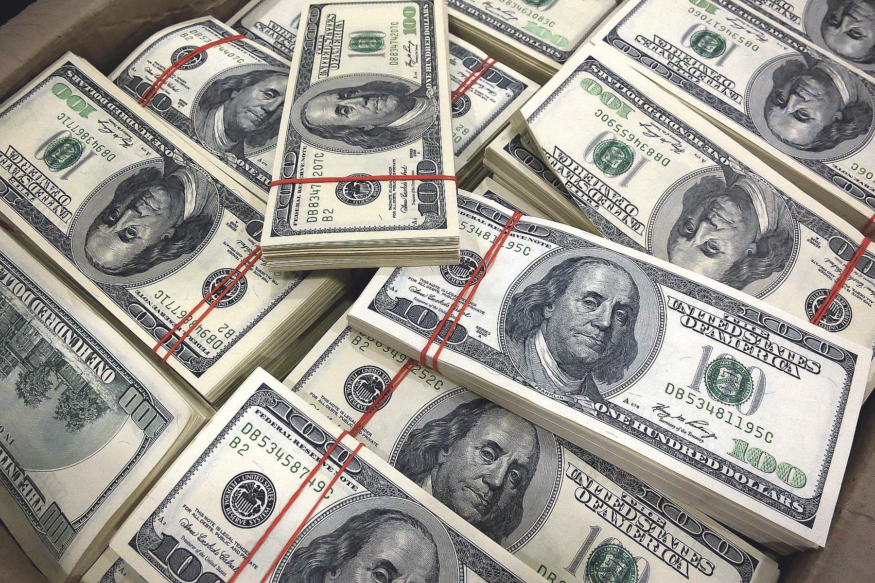 Sacan inversionistas extranjeros 178,800 mdp en lo que va del año
