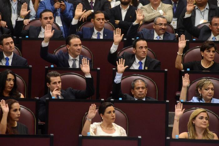 El nuevo Congreso de Veracruz — CONOCE