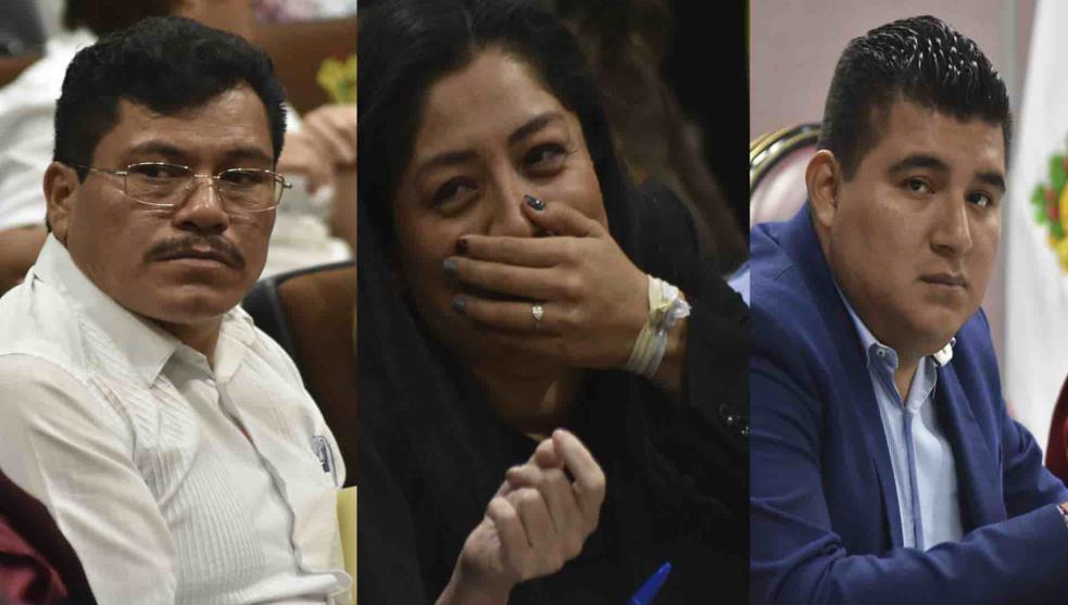 Tribunal restituye derechos a 3 diputados; permanecerán en bancada de Morena