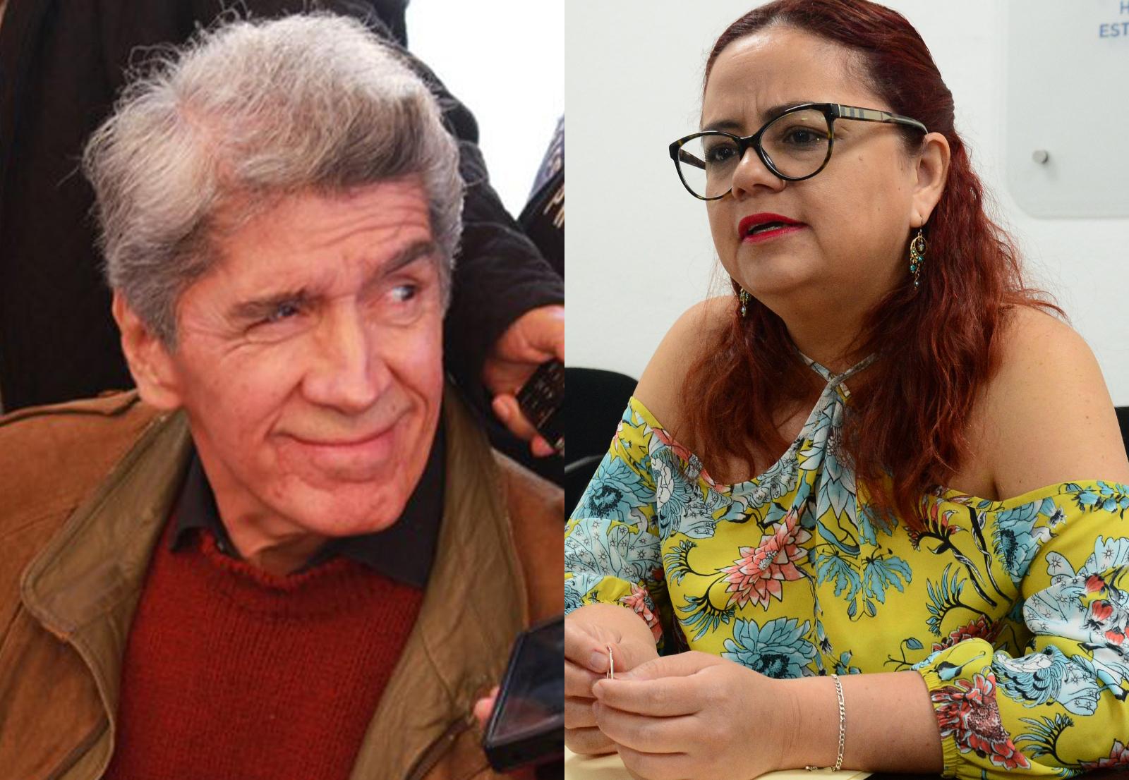 Villalpando y Daniela Griego van con Morena por diputaciones federales