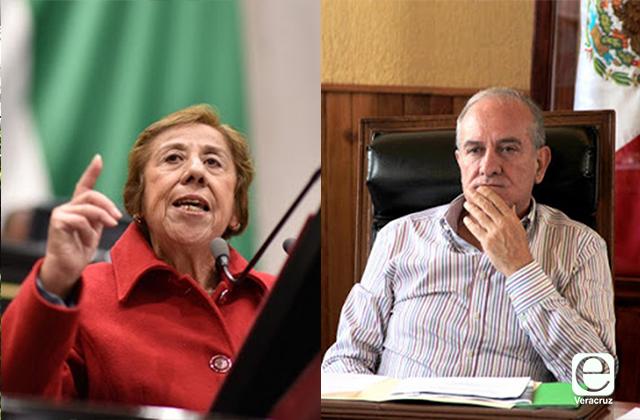 Diputada de Morena se lanza contra Juan Manuel Diez