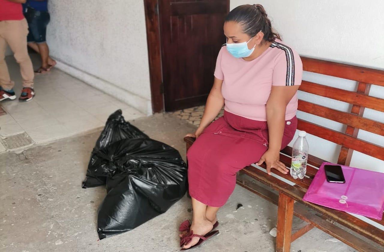 Diputados condenan entrega de desaparecido en bolsas