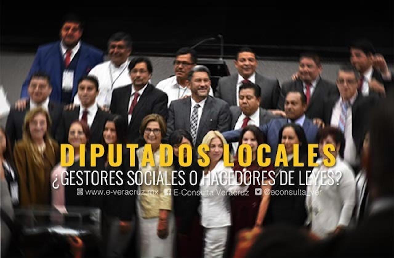 Diputados de Veracruz: de hacedores de leyes a 'Robin Hood'
