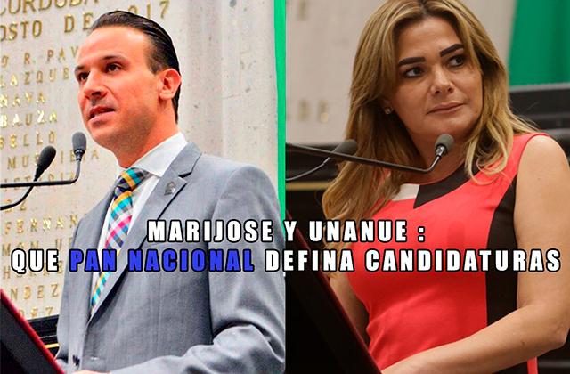 Diputados del PAN critican preferencias en candidaturas