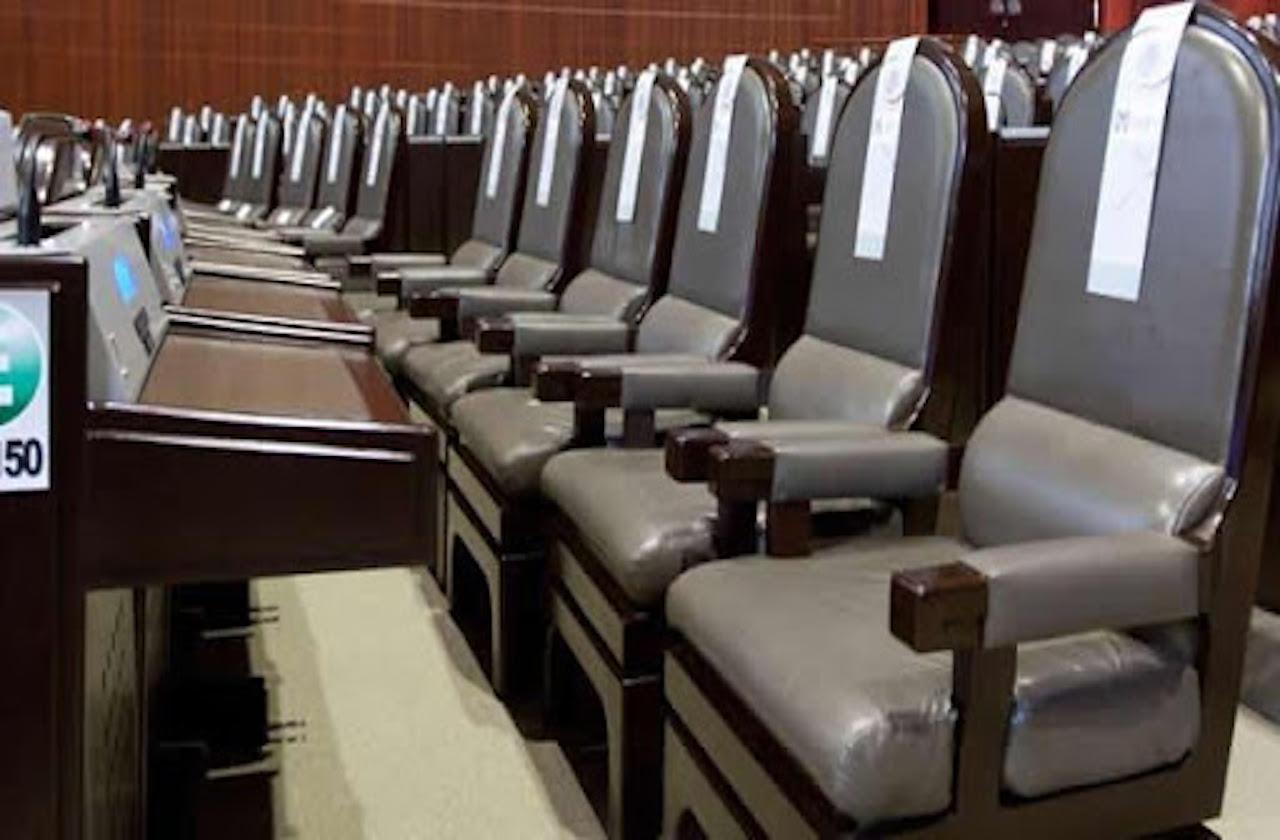 Diputados federales morenistas, los que más faltan al Congreso