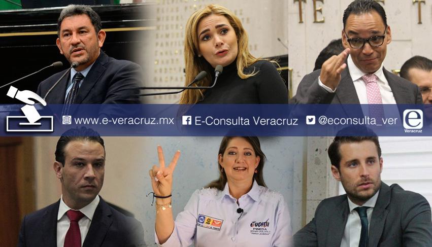 Pese a críticas en el Congreso local, seis diputados se reelegirán en Veracruz
