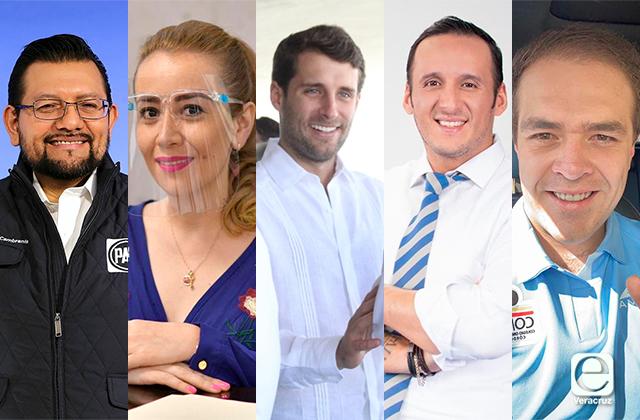 Diputados y juniors; PAN reparte pluris para el Congreso local