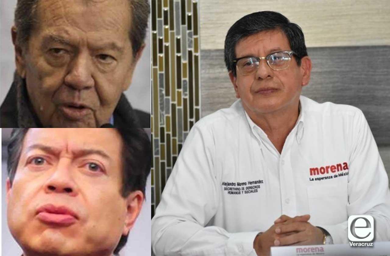 """Dirigencia de Morena se volvió """"concurso de popularidad"""""""