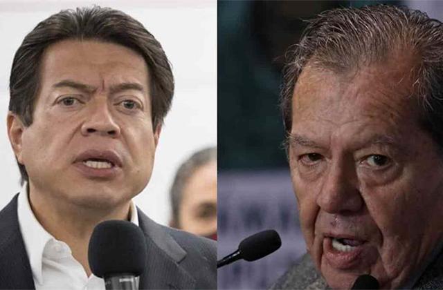 AMLO urge terminar conflicto por dirigencia de Morena