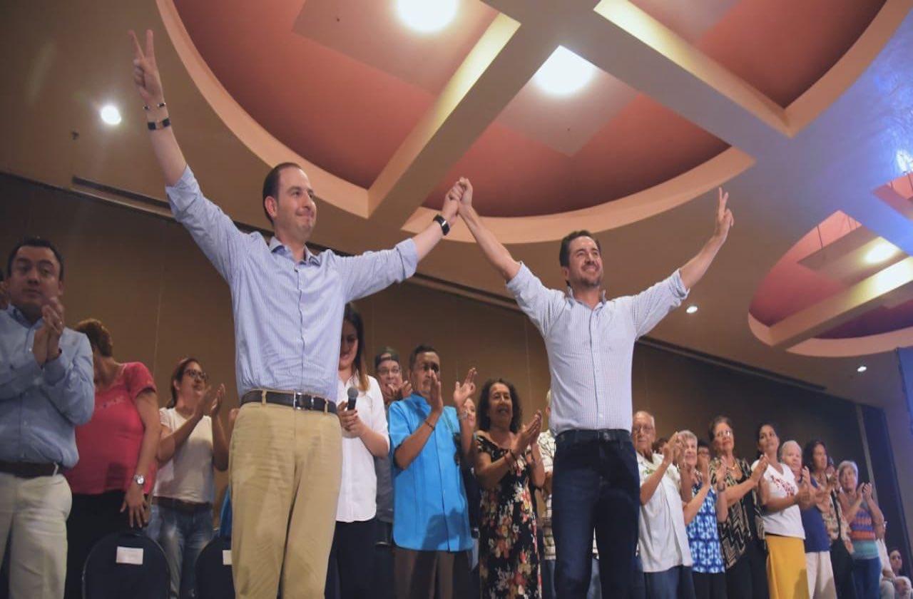 Dirigente nacional del PAN asegura que defenderán candidatura de Yunes