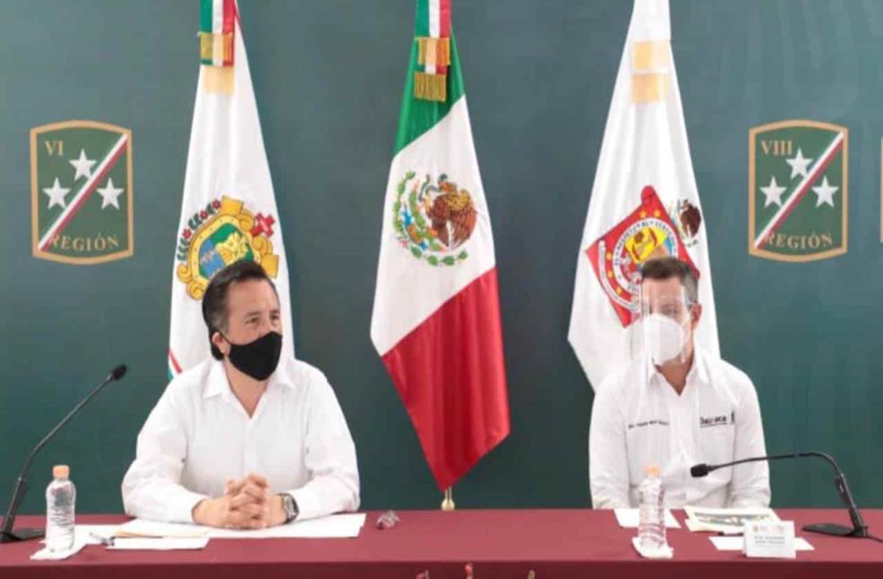 Disminuyen delitos de alto impacto en limites de Oaxaca y Veracruz
