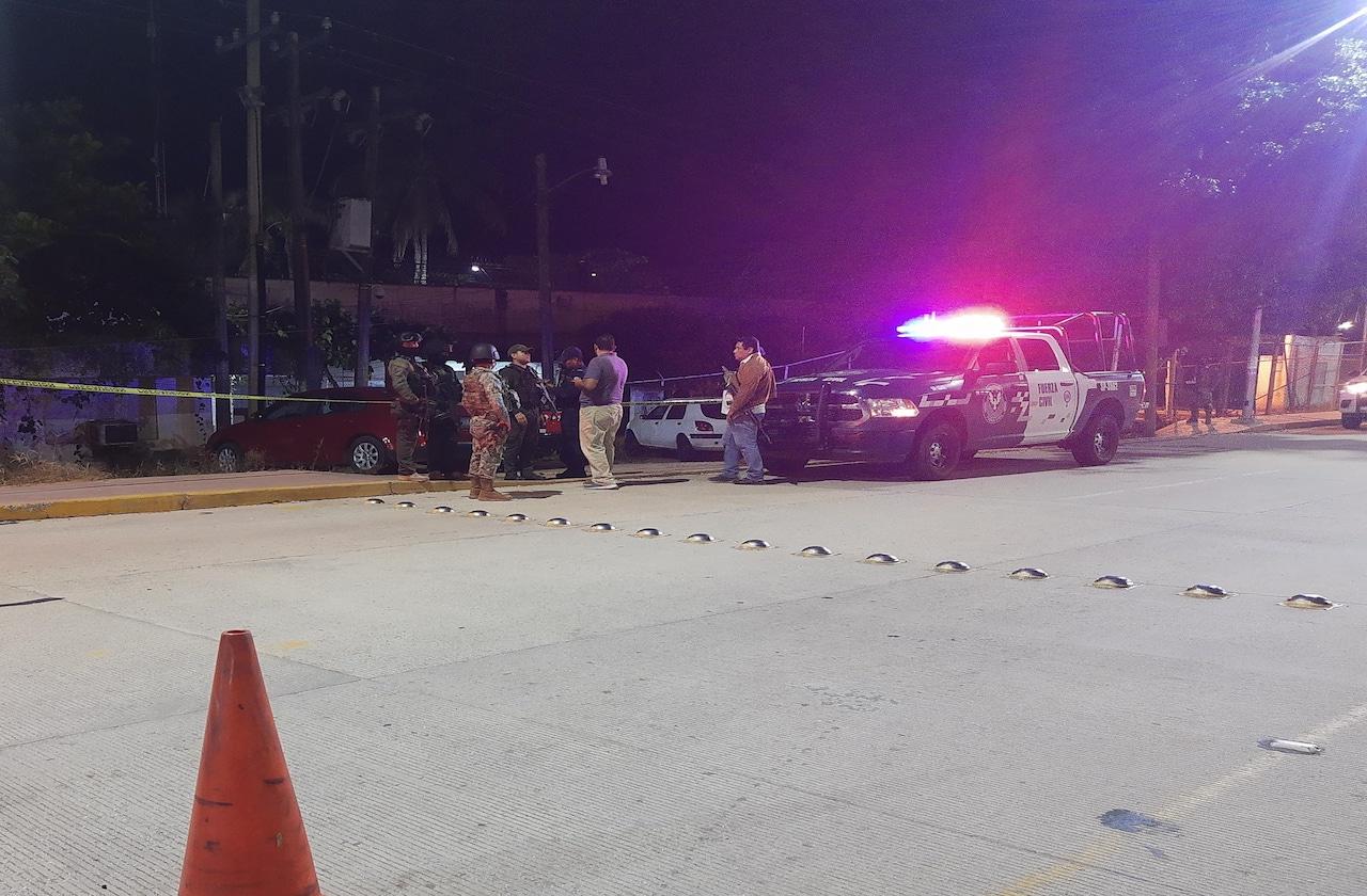 Disparan contra reclusorio de Acayucan y arrojan cabeza de cerdo