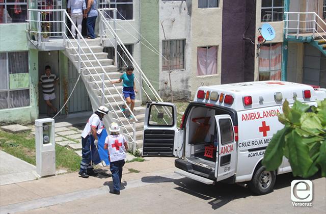 Sujetos disparan contra 3 mujeres en vivienda de Acayucan