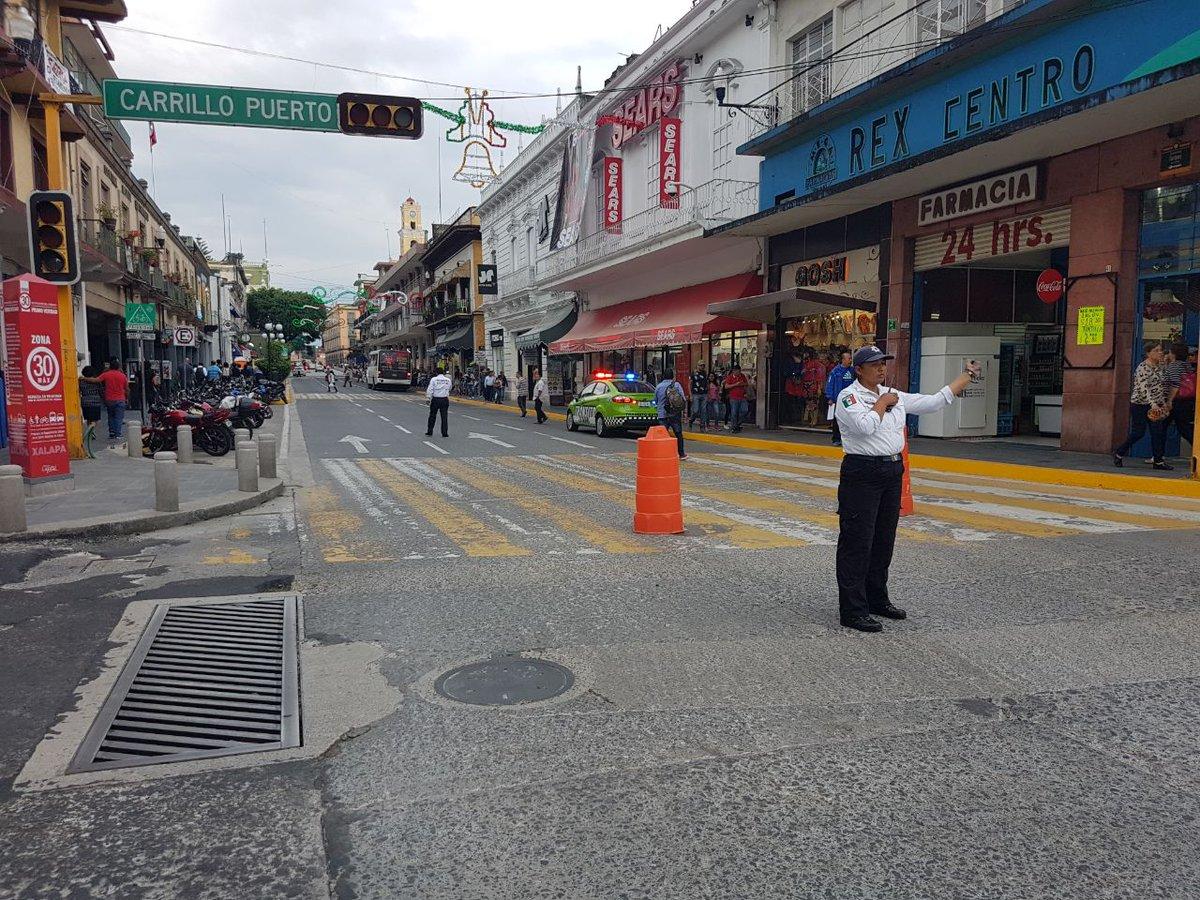 Prepárate, cerrarán el centro de Xalapa por casi dos días