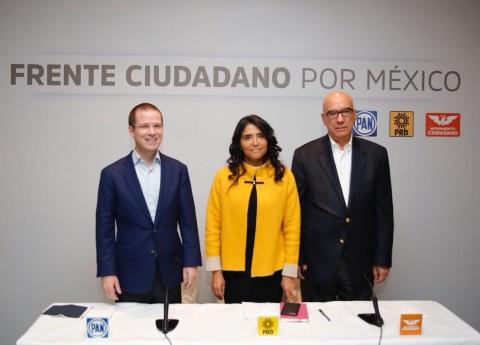 PAN aprueba coalición con PRD y Movimiento Ciudadano