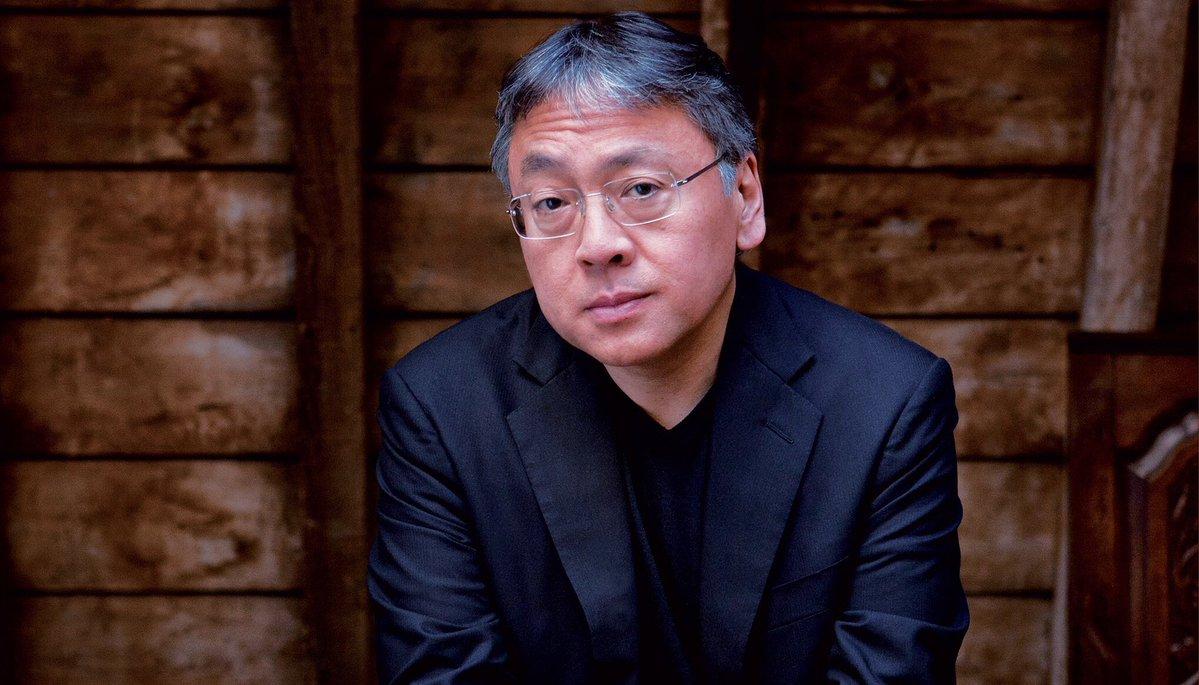 Kazuo Ishiguro se queda con el premio Nobel de literatura 2017