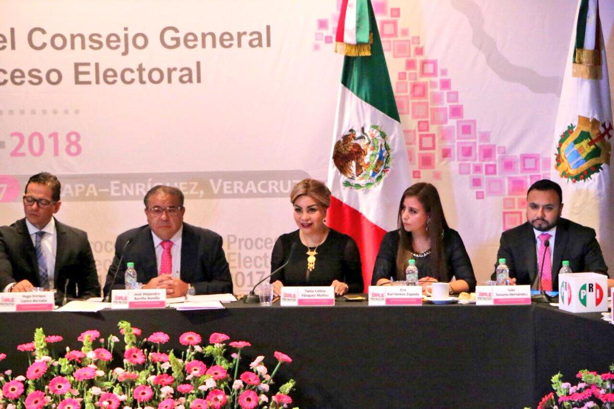 Inicia el proceso electoral 2017-2018 en Veracruz