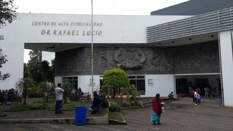 Por aumento de migrantes en hospitales, elevan medidas de seguridad