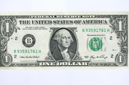 Dólar baja a 20.75 pesos en ventanilla bancaria