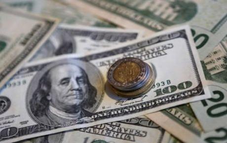 Dólar se cotiza en 21.40 pesos en AICM