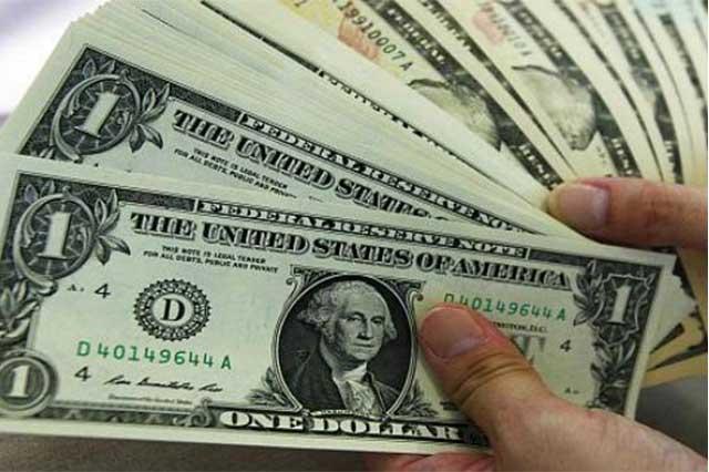 El dólar se vende en promedio en 18.65 pesos en la CDMX
