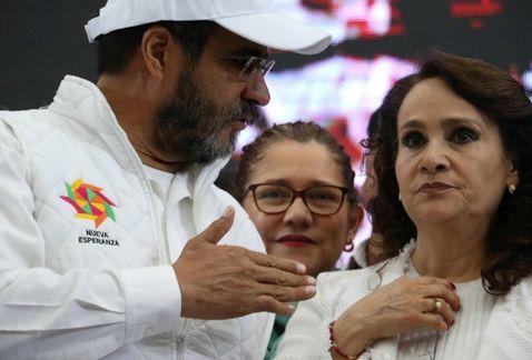 VIDEO: Padierna y Bejarano dejan el PRD